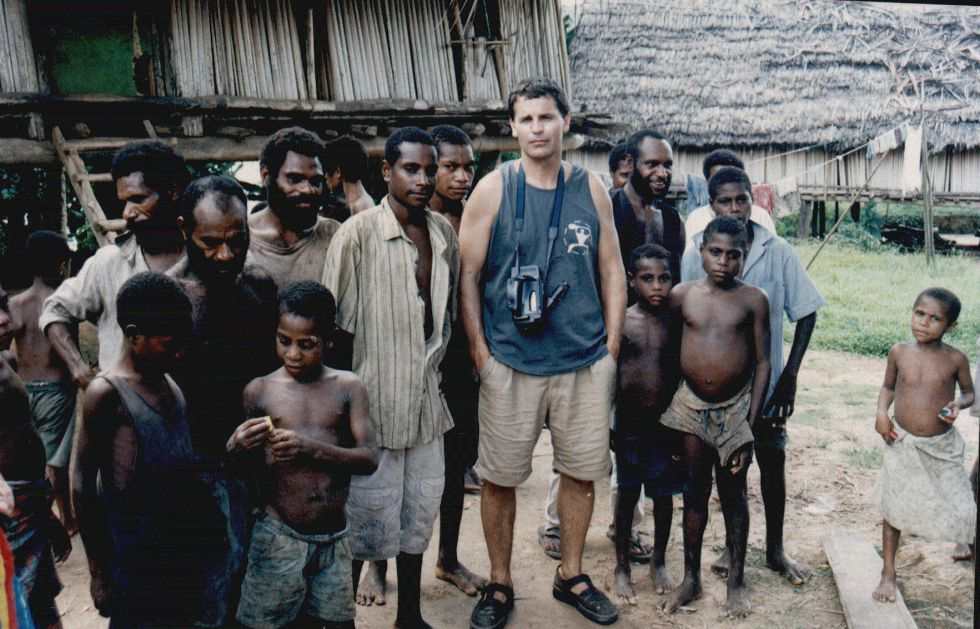 Wyprawa do Papuasów