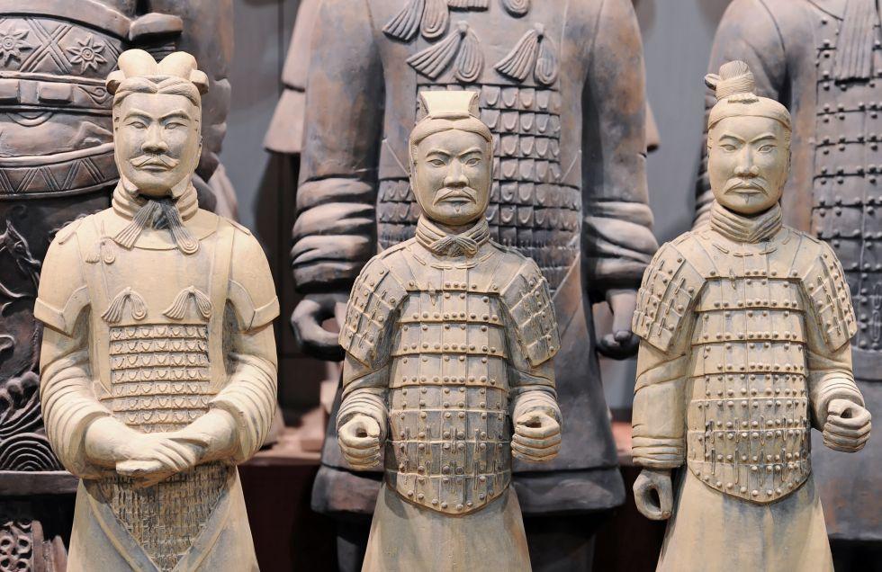 Chiny - Muzeum Armii Terakotowej