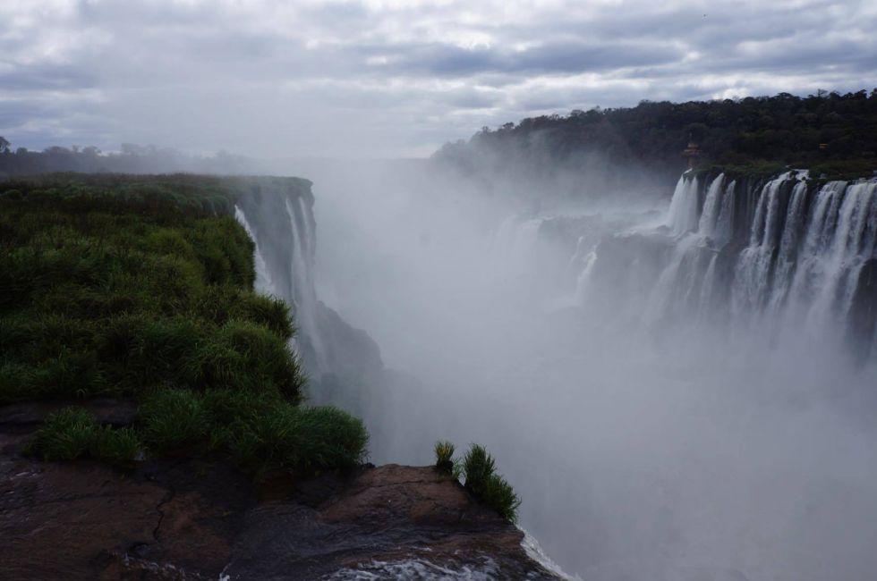 Wodospady Iguzau Brazylia Argentyna