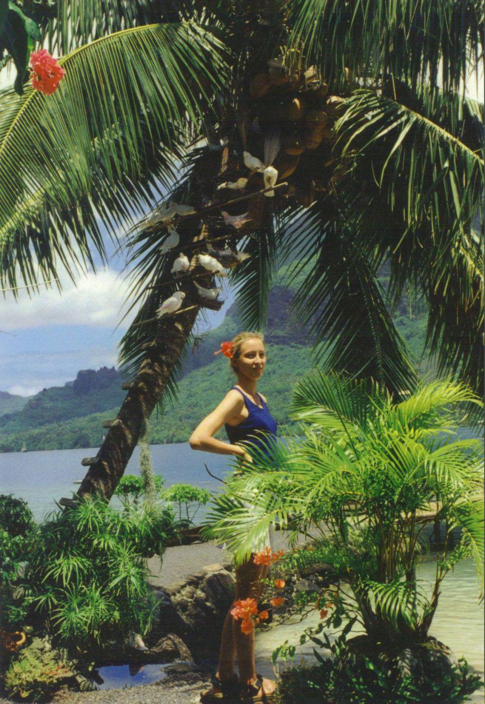 Wycieczka na wyspy Pacyfiku