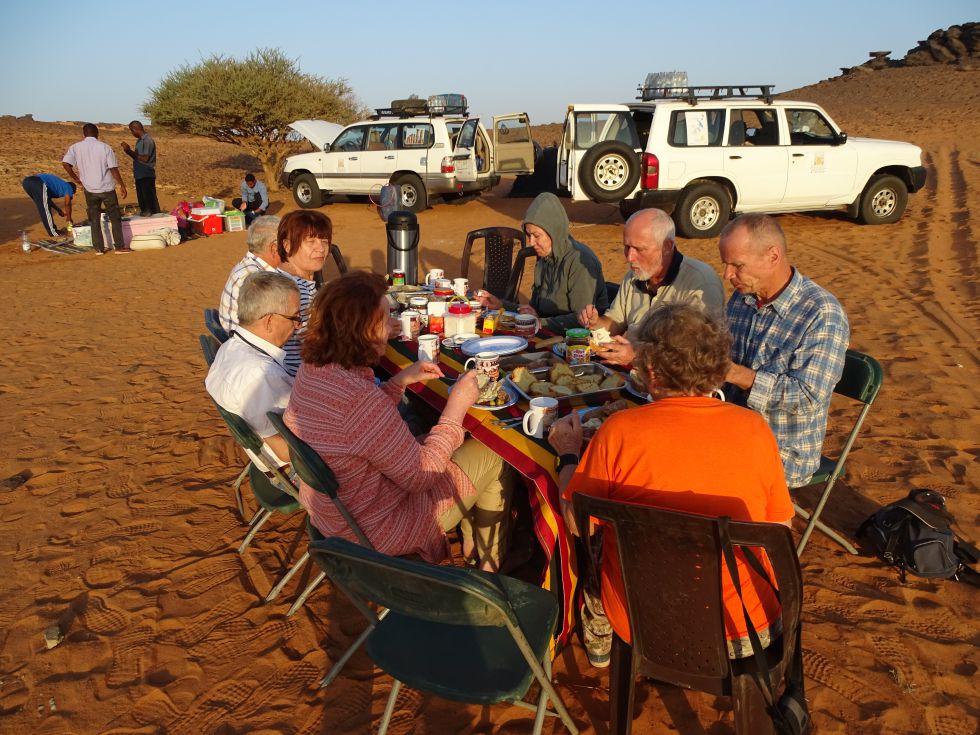 wycieczka do Erytrei i Sudanu
