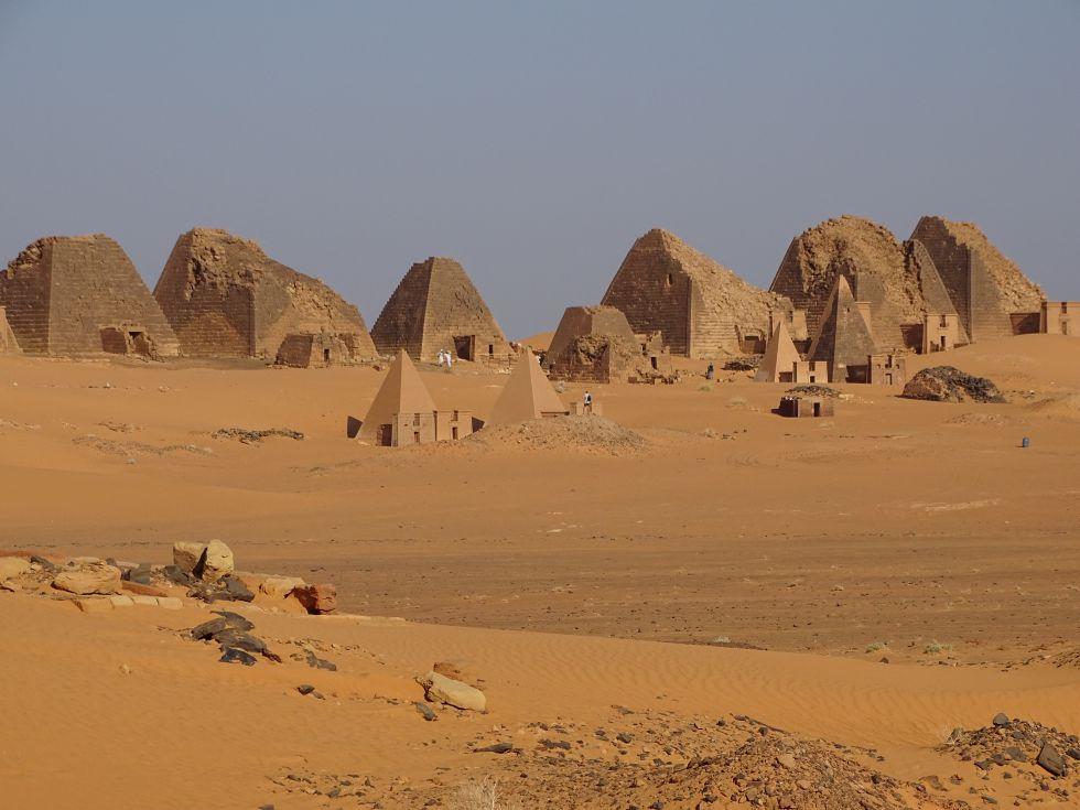 Erytrea Sudan wyjazd
