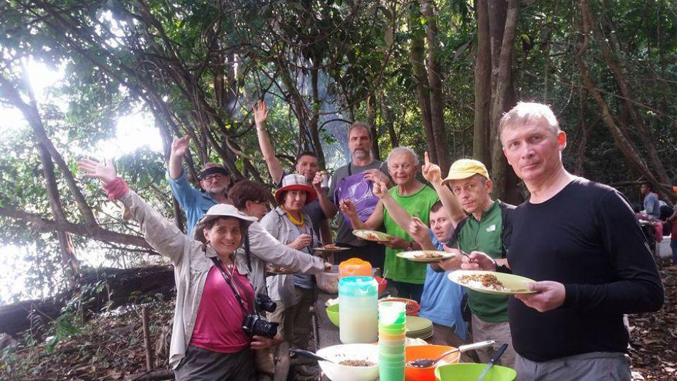 wyprawa do amazonskiej dżungli