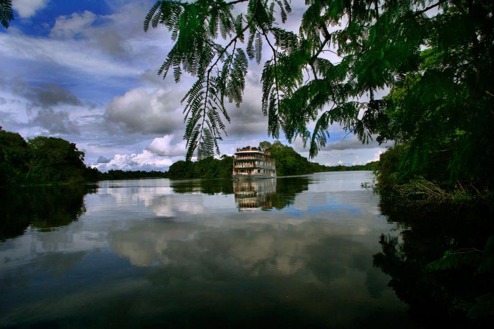 Amazonia - wycieczka