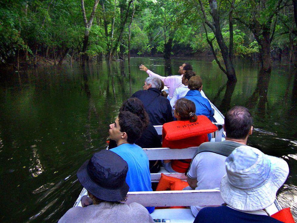 Biuro podróży - wycieczki do Amazonii