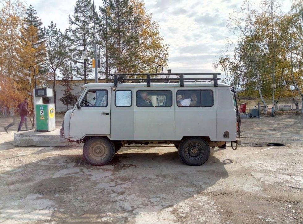 tradycyjny pojazd trekoł - wycieczka do Rosji