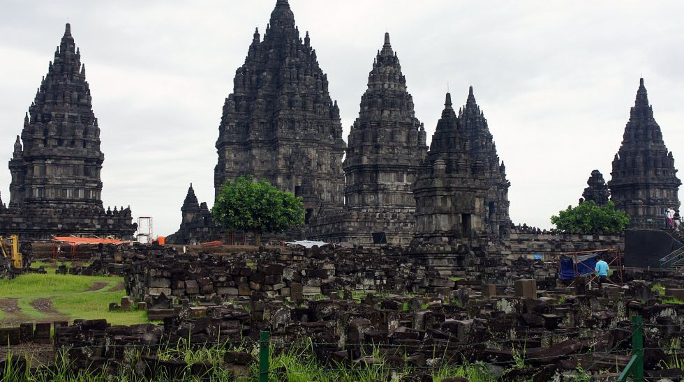Indonezja wyprawa