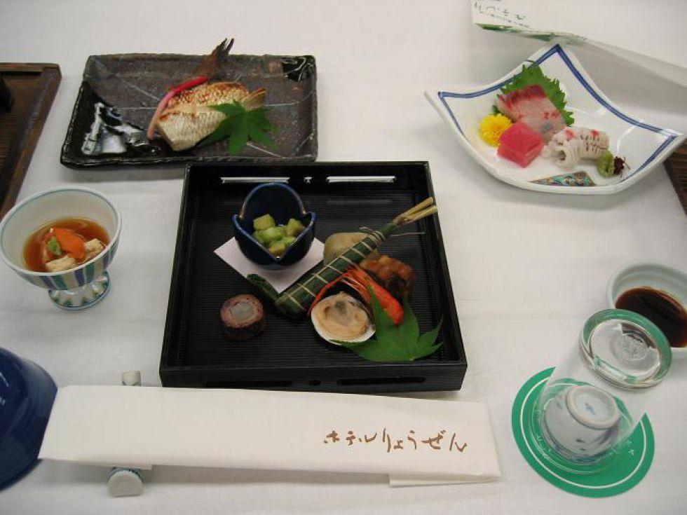 Jedzenie Japonia - zwiedzanie
