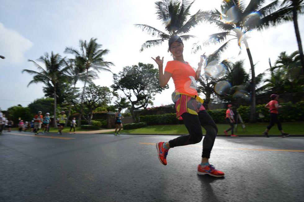 maraton na hawajach