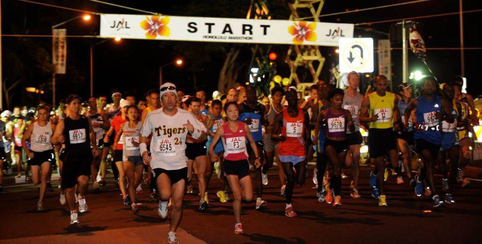 maraton hawaje