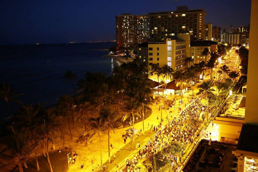 maratony swiata hawaje