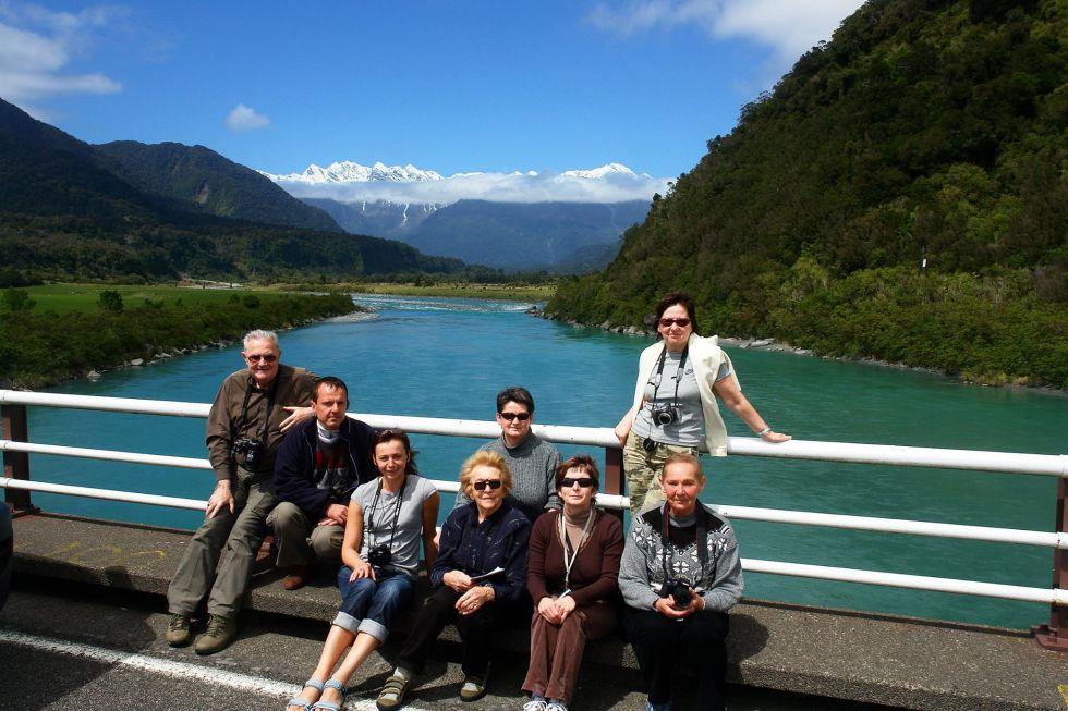 Podróż po Nowej Zelandii