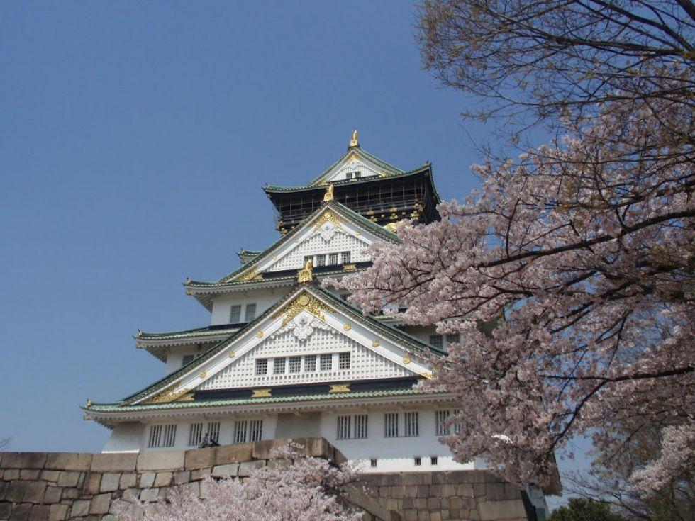 Zwiedzanie Osaki, wycieczka po Japonii.