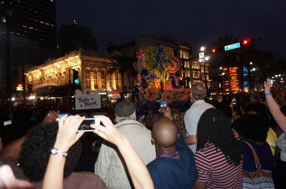 Karnawał Nowy Orlean