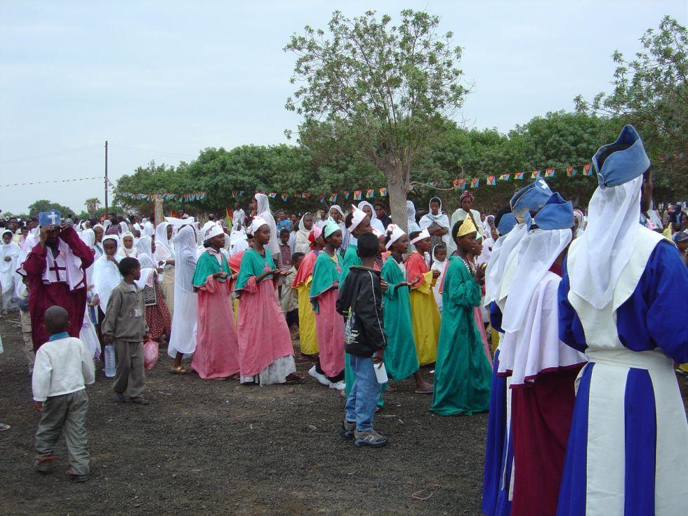 ERYTREA SUDAN