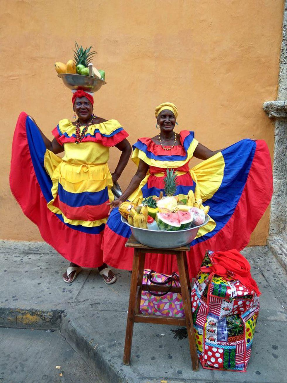 poznawanie różnych kultur -Kolumbia