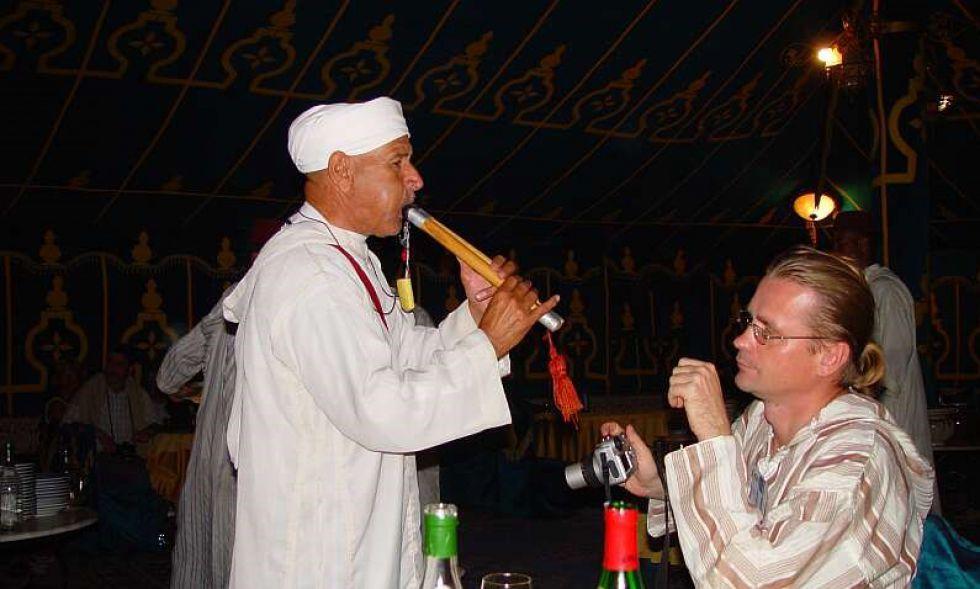 Wycieczka do Maroko