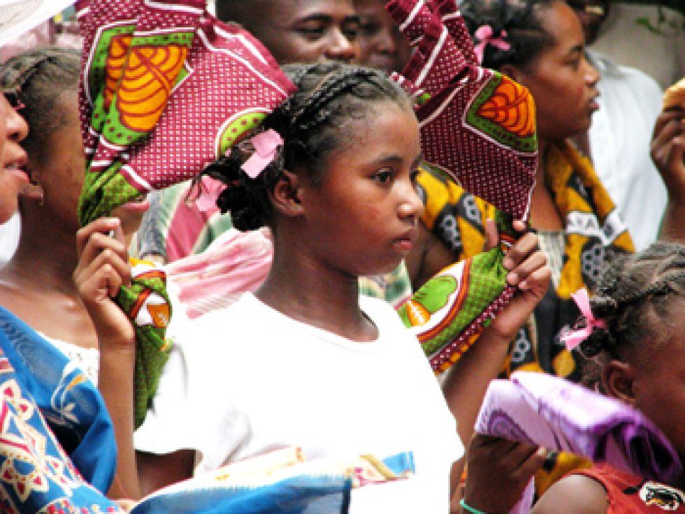 Mieszkancy Madagaskaru