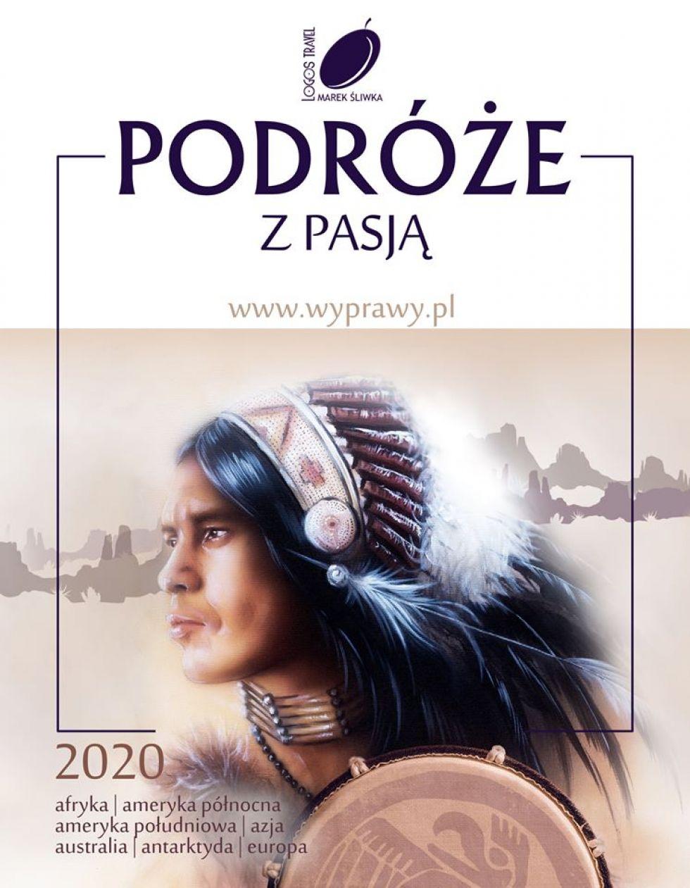 okladka katalogu podroze z pasja na rok 2020