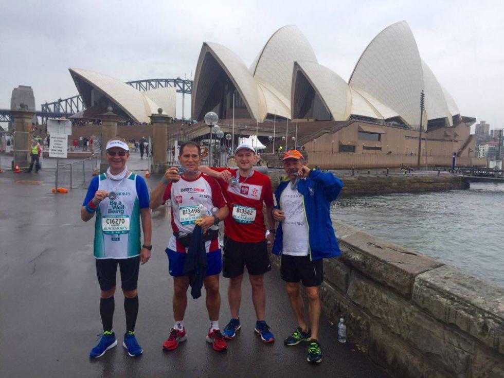 Maraton w Sydney, Opera, Australia