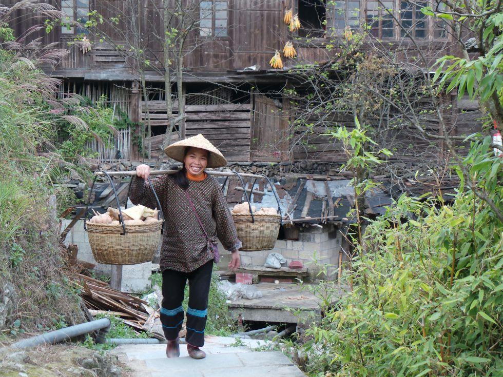 Uroki wycieczki Chiny Południowe - Birma.