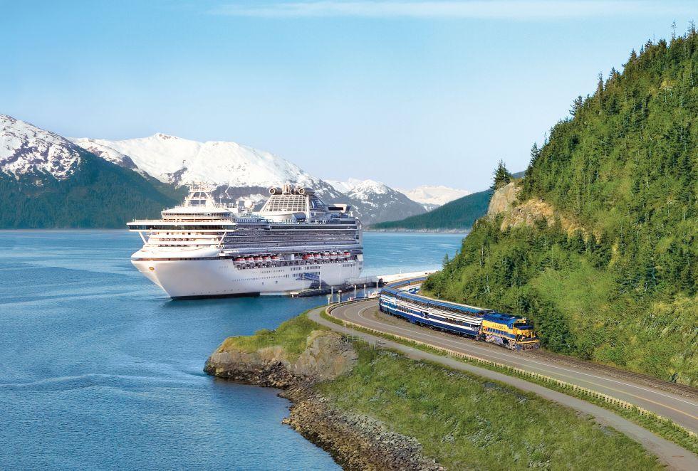 Wycieczka na Alaskę. Rejs statkiem.