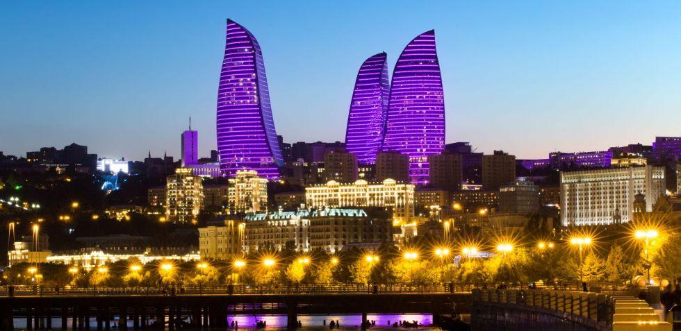 baku stolica azerbejdzanu