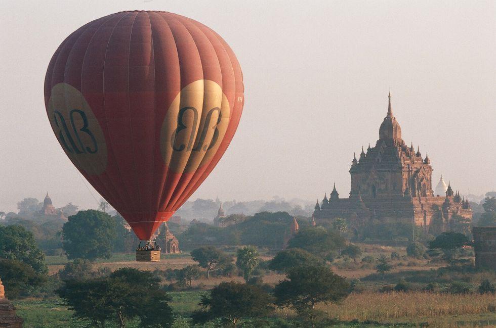 Zespół zabytkowych świątyń w Bagan - Birma