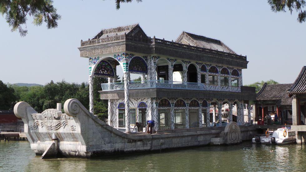 Pałac Letni Yiheyuan - wycieczka po Chinach