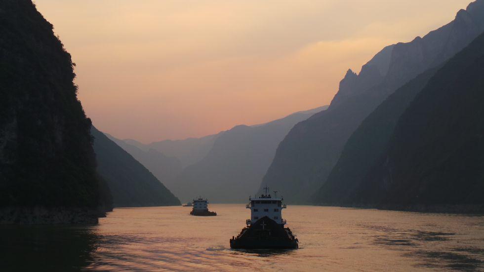 Rejs po rzece Jangcy - Wycieczka do Chin