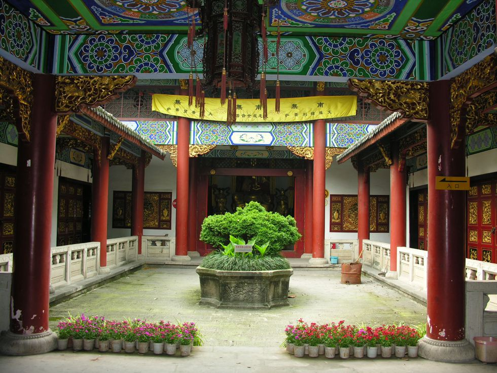 Letni Pałac - Chiny