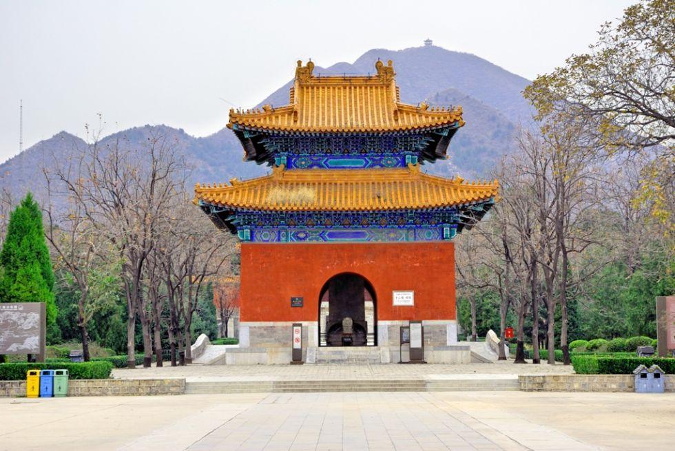 grobowce cesarzy z dynastii Ming