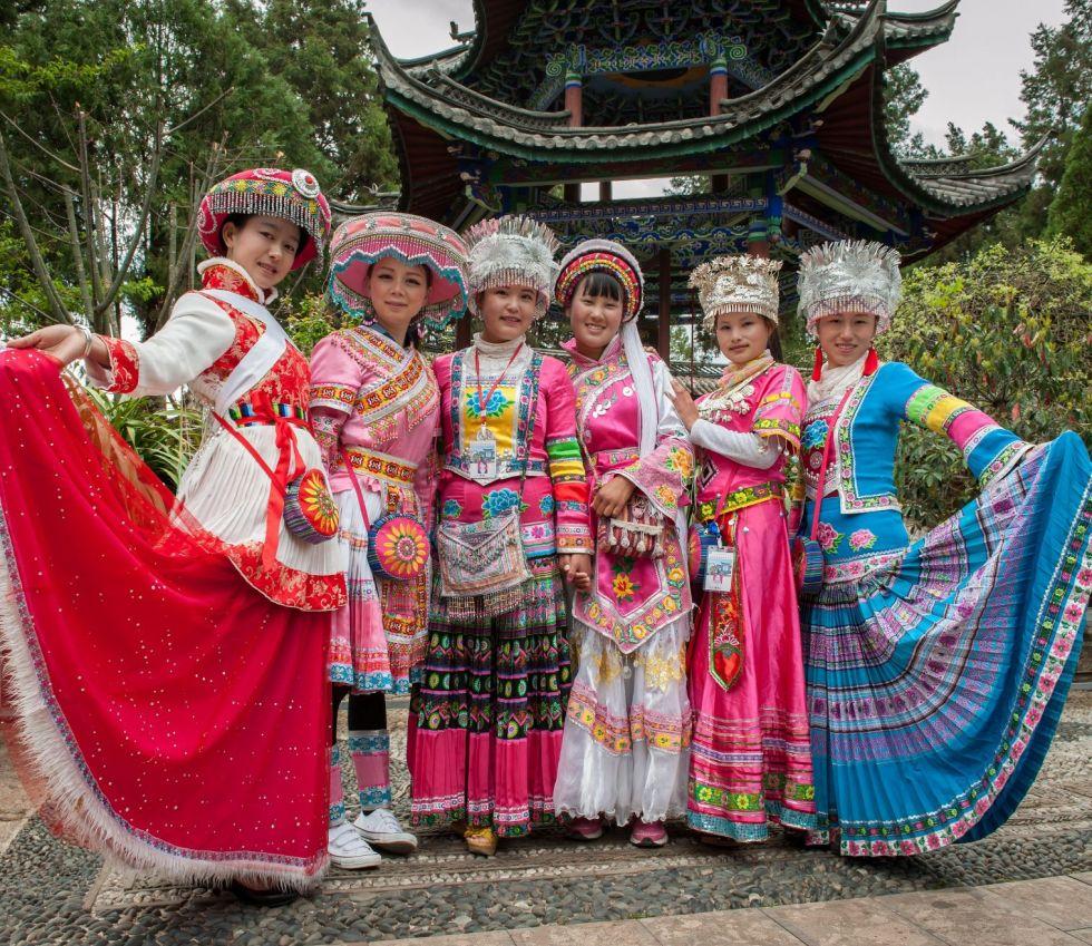yunnan w chinach