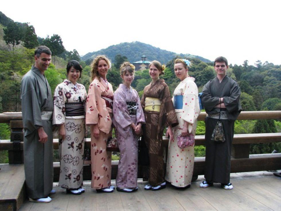 Dookoła świata, zwiedzanie Japonii