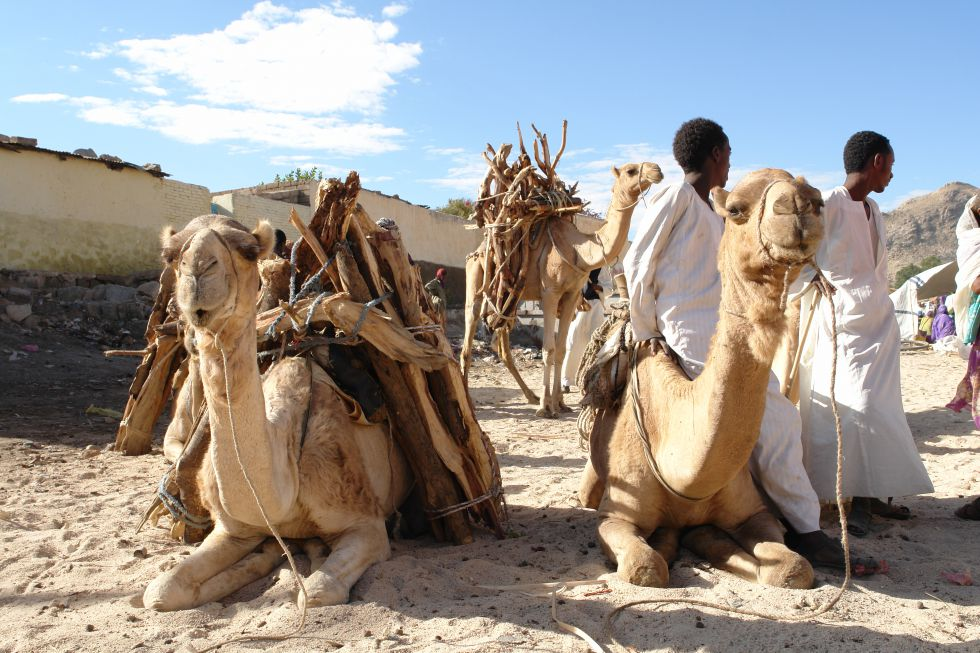 Keren - wycieczka Erytrea - Sudan