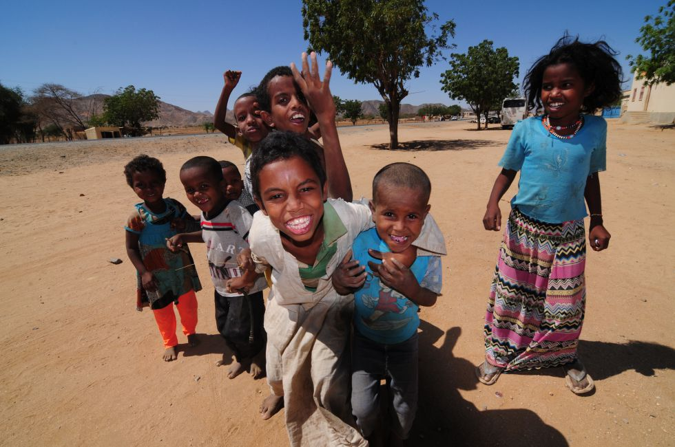 Droga do Berentu. Wycieczka Sudean - Erytrea