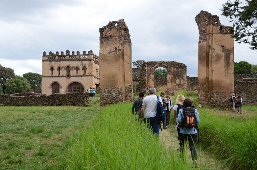 wycieczka do Etiopii, Etiopia, Gonder