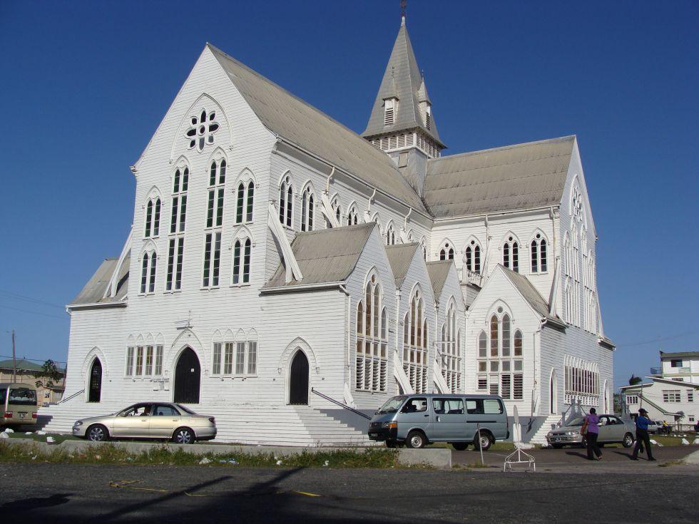 Anglikańska katedra św. Jerzego w Georgetown