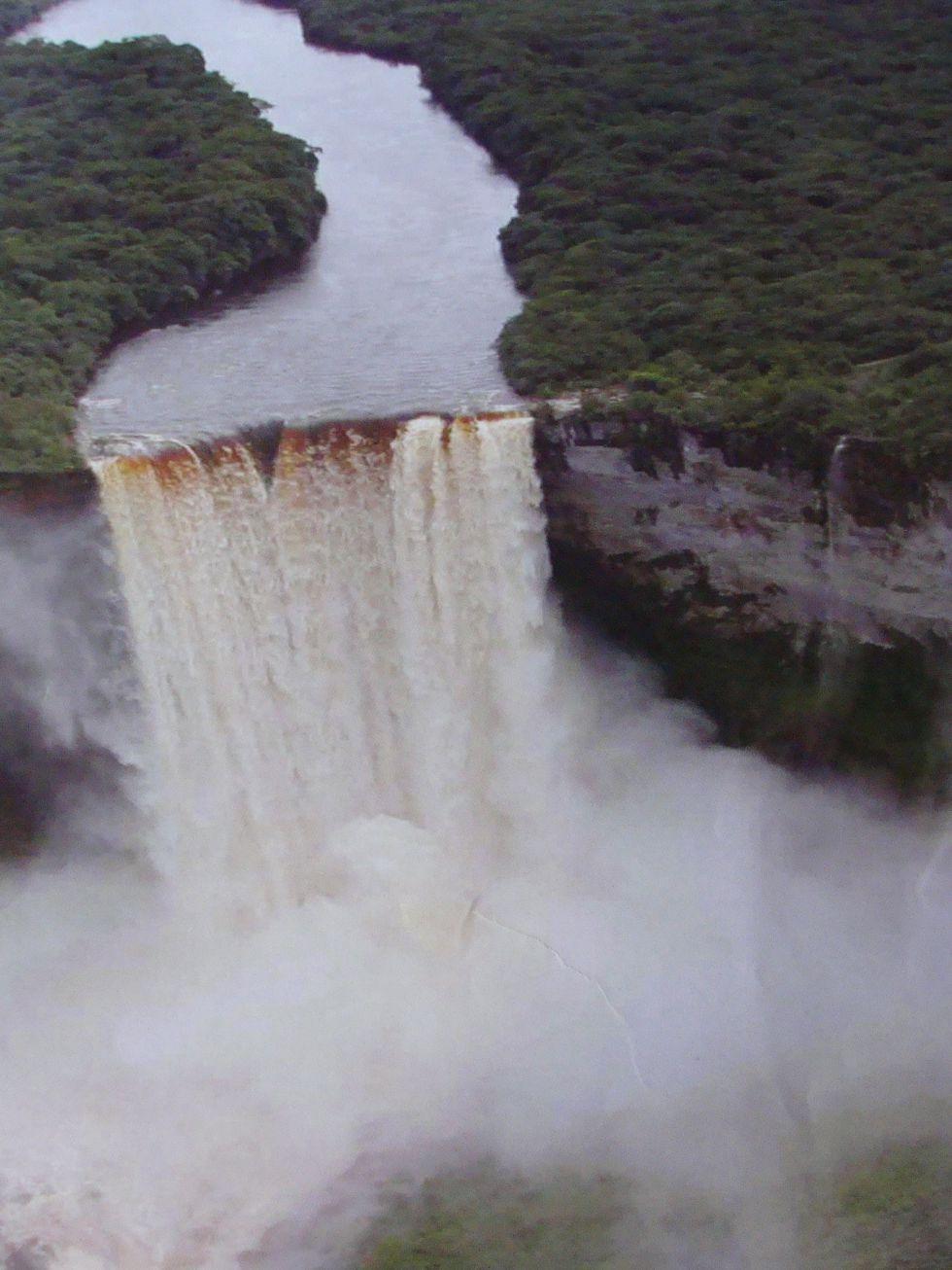 Wodospad Kaieteur