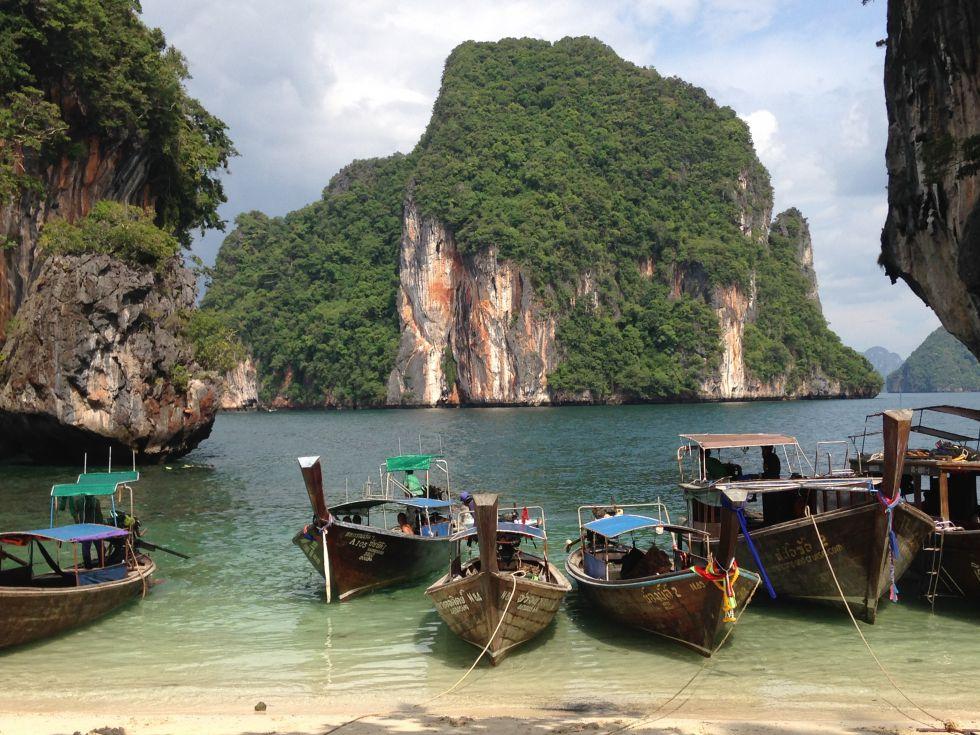 Wycieczka do Tajlandii. Wypoczynek a Khao Lak.