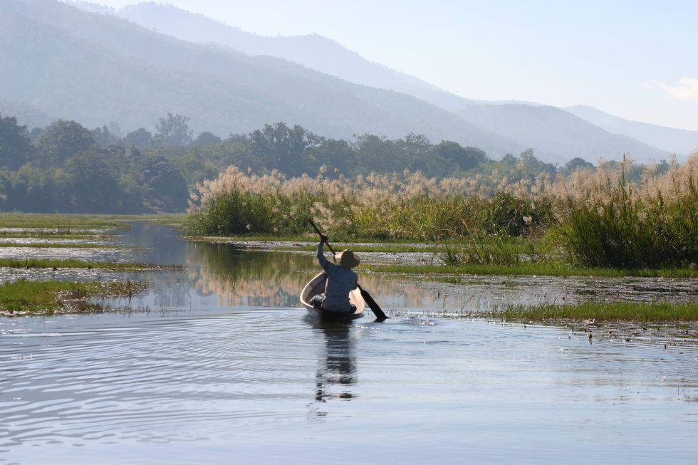 wycieczka do Birmy, Wienamu, Laosu