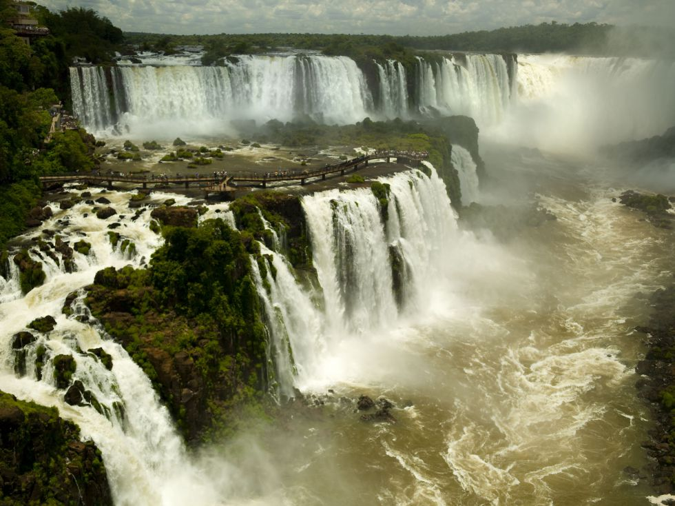 Wodospady Iguacu