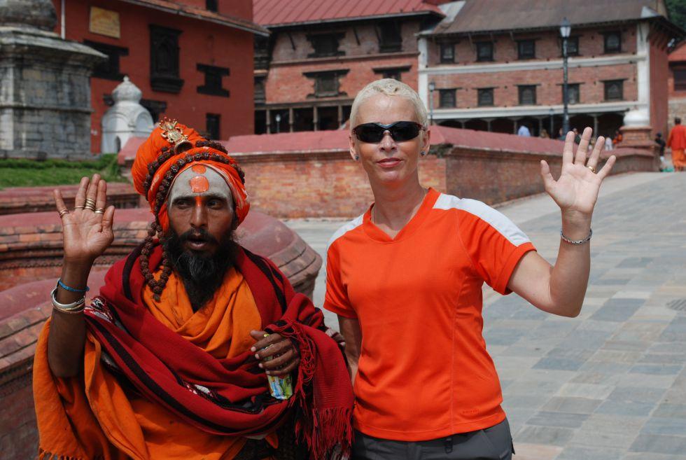 wycieczka Indie - Nepal.
