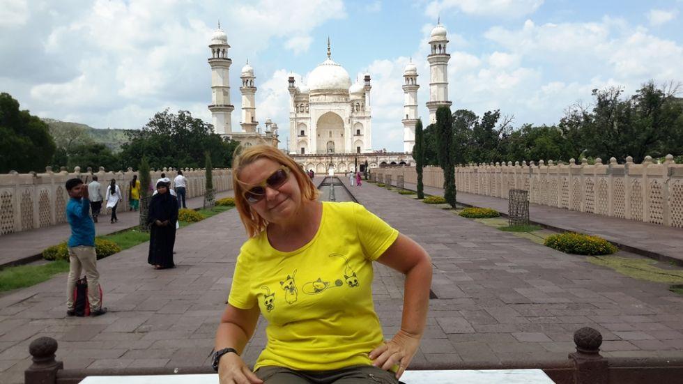 zwiedzanie Aurangabad w Indiach