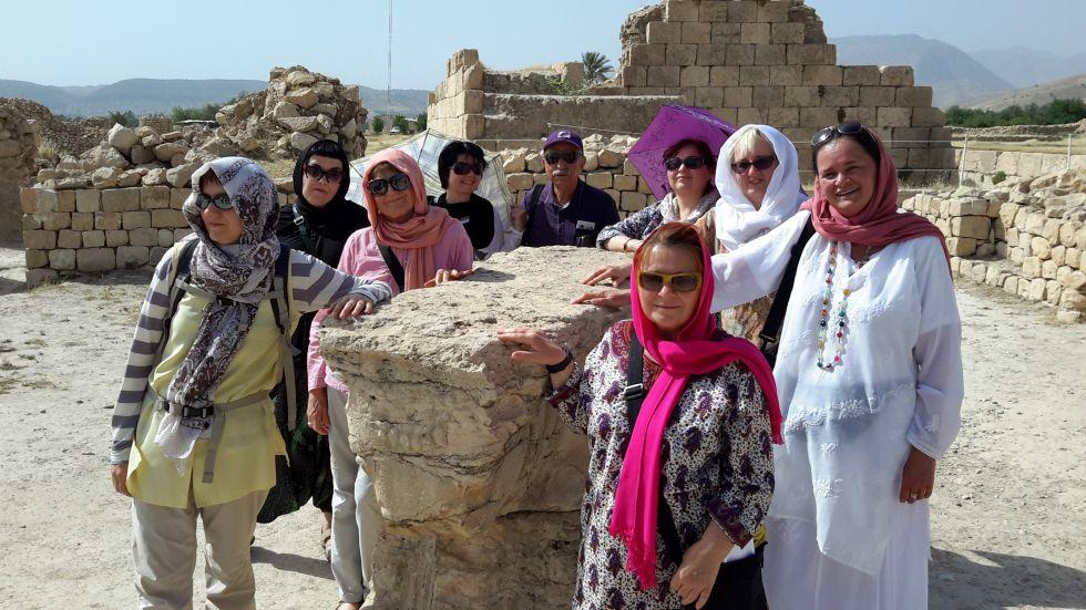 Wycieczka Iran
