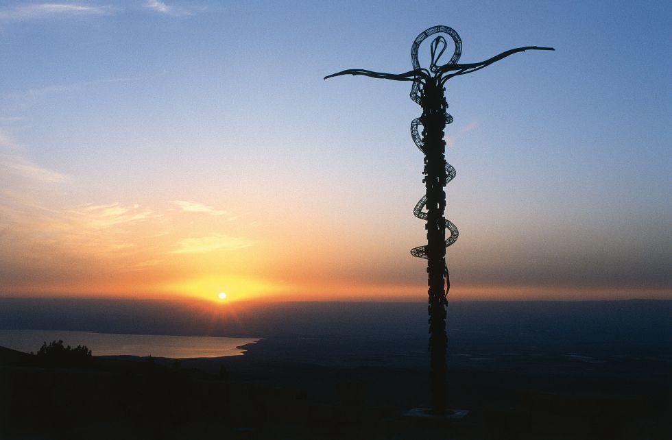 Izrael Góra Nebo