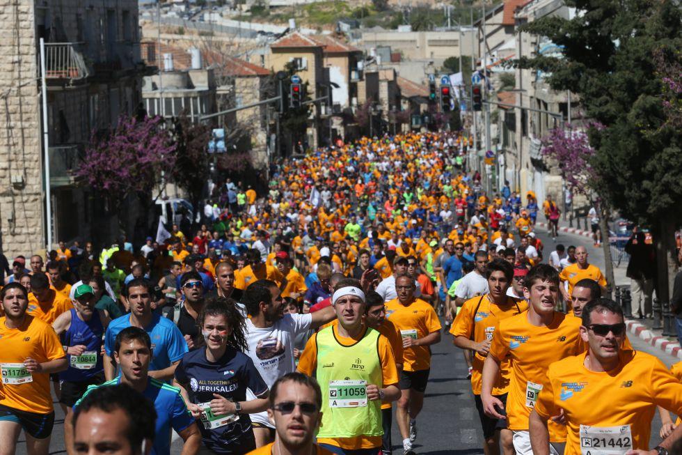Maraton, Izrael