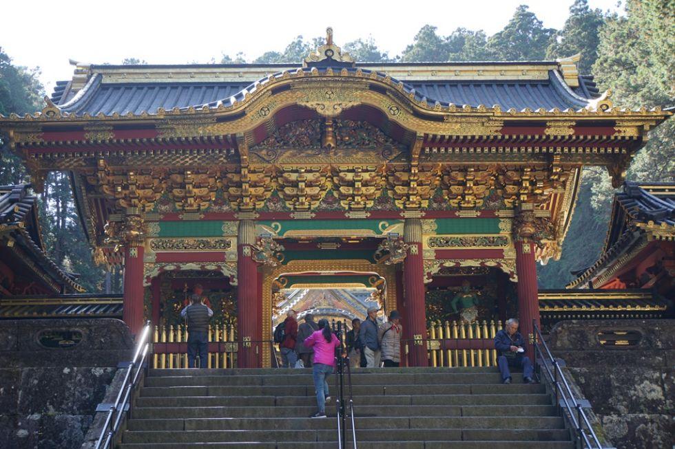 zwiedzanie nikko w japonii