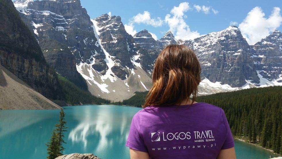 Park Narodowy Banff w Kanadzie
