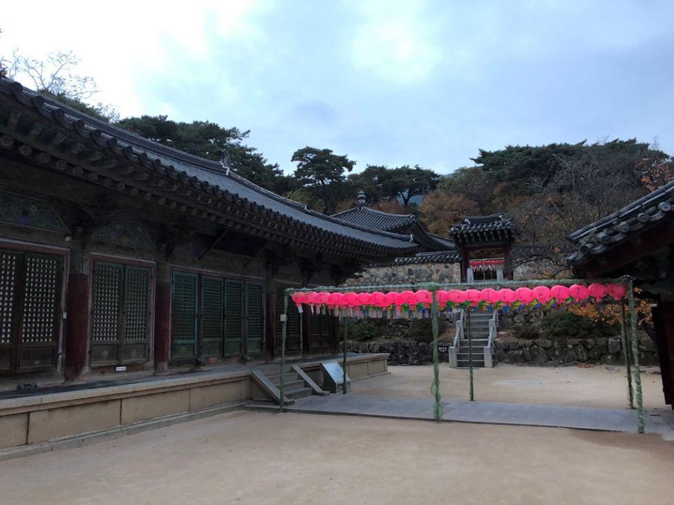 swiatynia Jogyesa w Korei Południowej